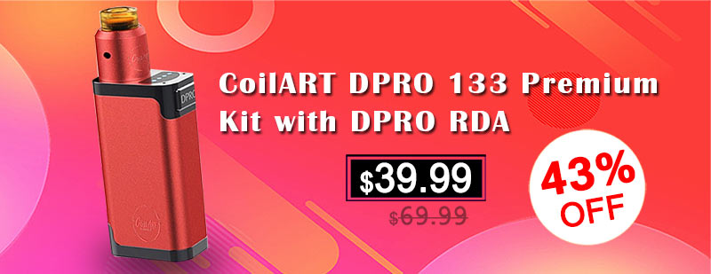 CoilART DPRO 133 Kit