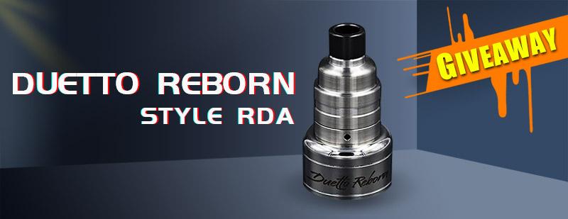 Duetto Reborn Style RDA