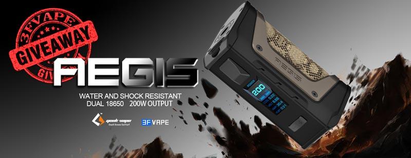 GeekVape Aegis Legend Mod