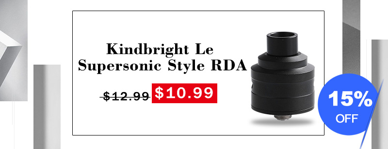Kindbright Le Supersonic Style RDA