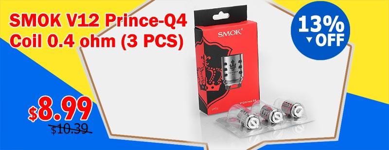 SMOK V12 Prince-Q4 Coil 0.4 ohm