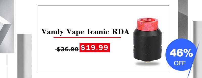 Vandy Vape Iconic RDA