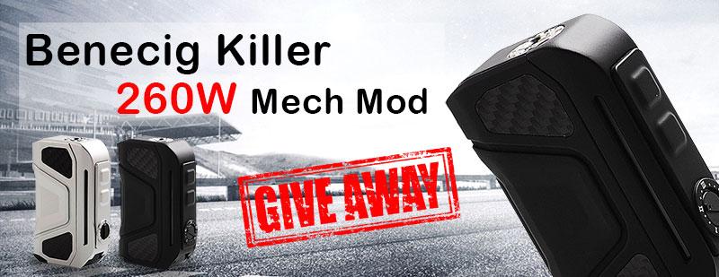 Benecig Killer 260W Mod
