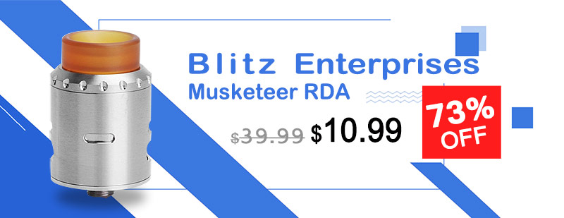 Blitz Enterprises Musketeer RDA
