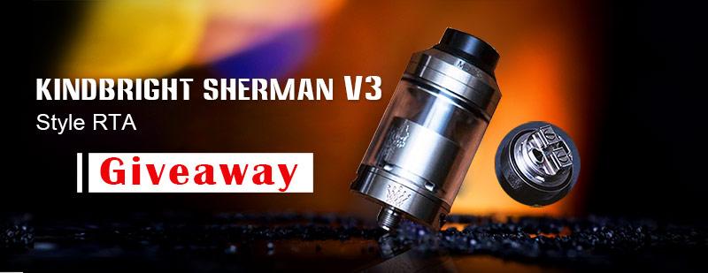 Kindbright Sherman V3 Style RTA