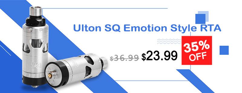 Ulton SQ Emotion Style RTA