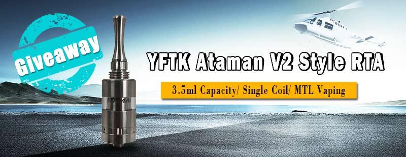 YFTK Ataman V2 Style RTA
