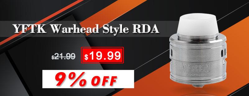 YFTK Warhead Style RDA