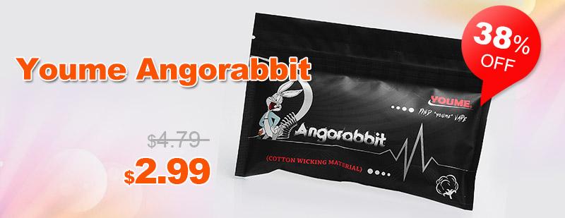 Youme Angorabbit Cotton