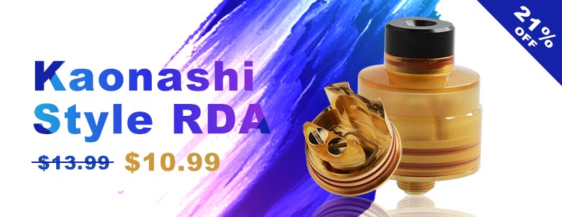 Kaonashi Style RDA