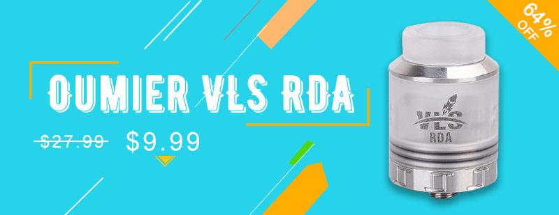 Oumier VLS RDA - Sliver