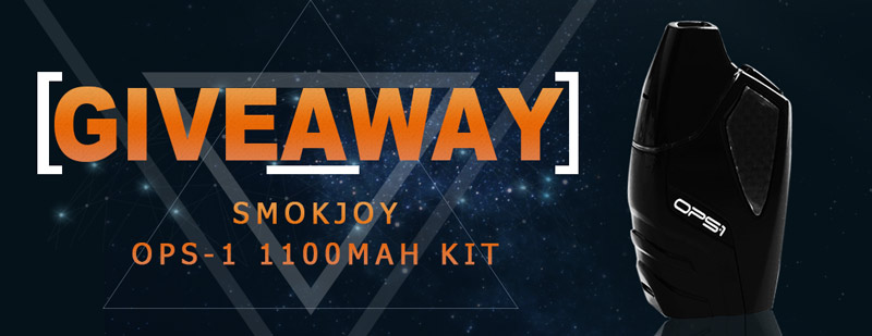Smokjoy OPS-1 Starter Kit