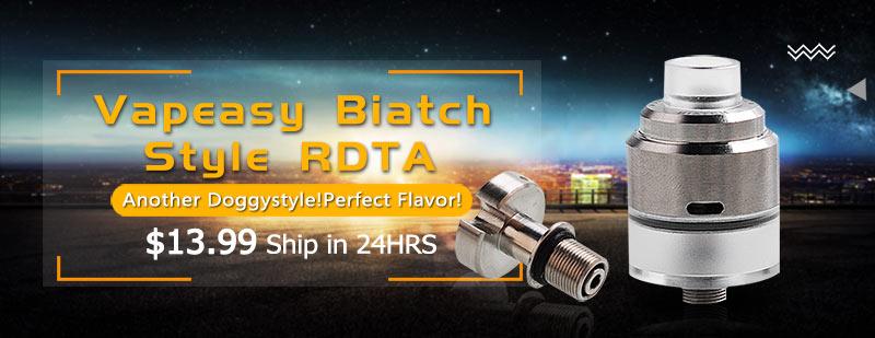 Vapeasy Biatch Style RDTA