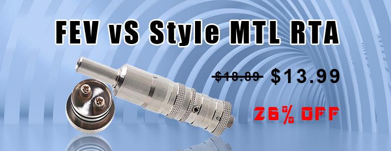 FEV vS Style MTL RTA