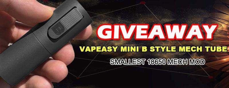 Vapeasy Mini Bestia Mini B Style Mod