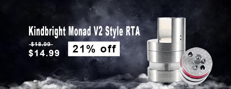 Kindbright Monad V2 Style RTA