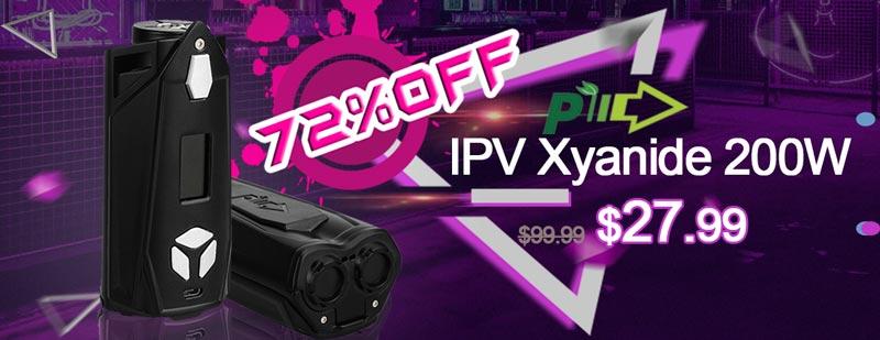 Pioneer4You IPV Xyanide Mod