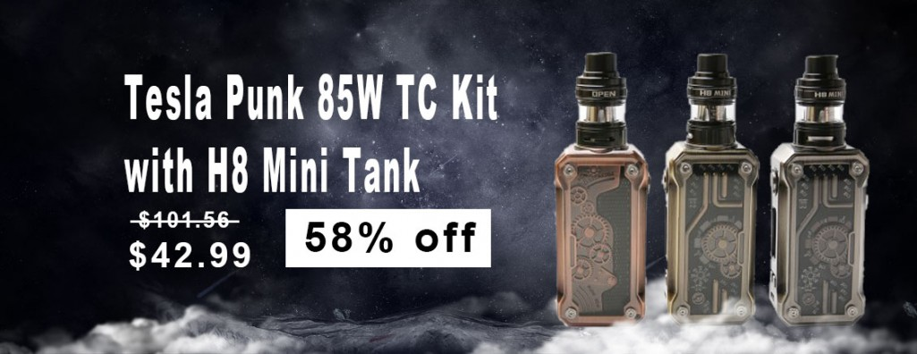 Tesla Punk 85W Kit