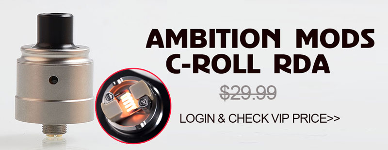 Ambition Mods C-Roll RDA