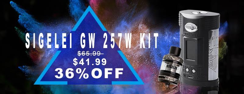 Sigelei GW 257W Kit