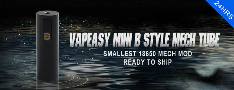 Vapeasy MiniB style box mod - 3FVAPE