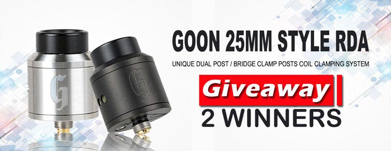 Goon 25mm Style RDA