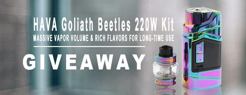 HAVA Goliath Beetles 220W Kit