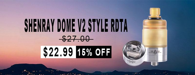 ShenRay Dome V2 Style RDTA