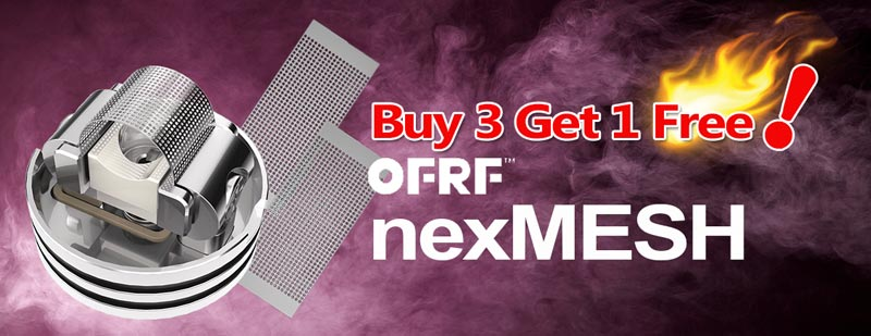 OFRF nexMESH Sheet