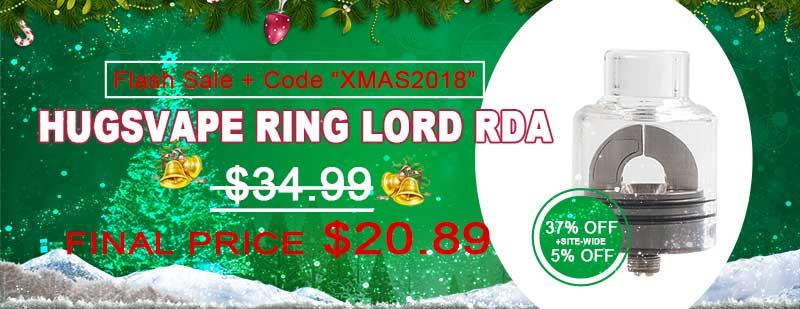 Hugsvape Ring Lord RDA