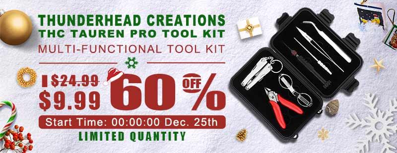 ThunderHead Creations THC Tauren Pro Tool Kit