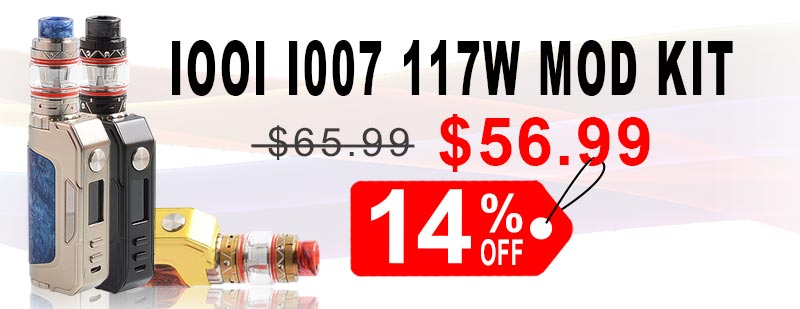 iOOi I007 117W Kit