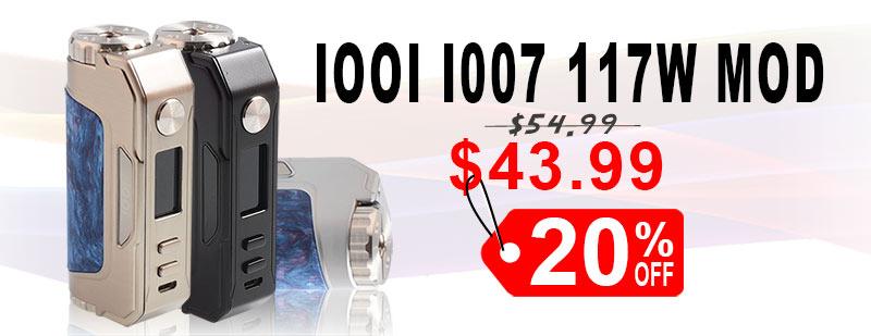 iOOi I007 117W Mod