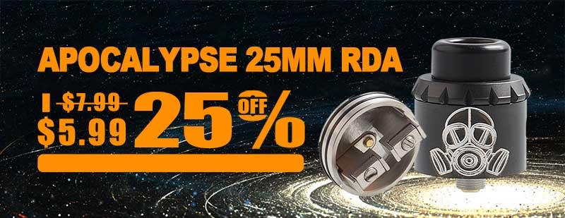 Apocalypse 25mm RDA