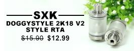 SXK Doggystyle 2K18 V2 Style RTA