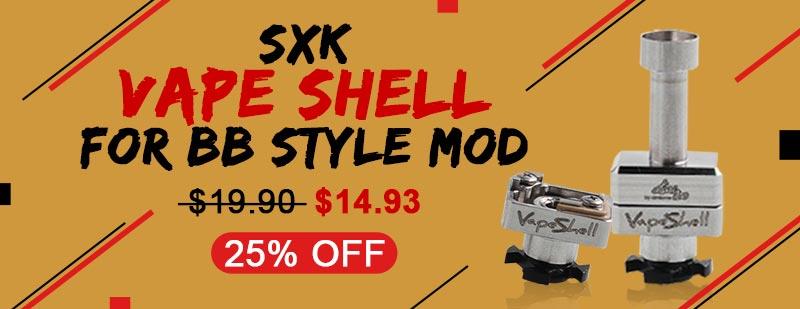 SXK Vape Shell