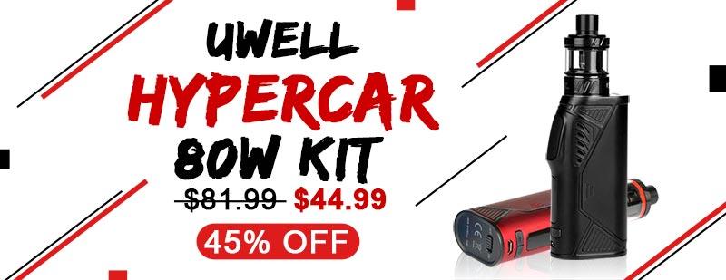 Uwell Hypercar 80W Kit