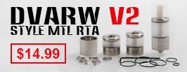 Dvarw V2 Style MTL RTA