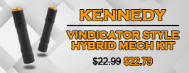 Kennedy Vindicator Style Mech Kit