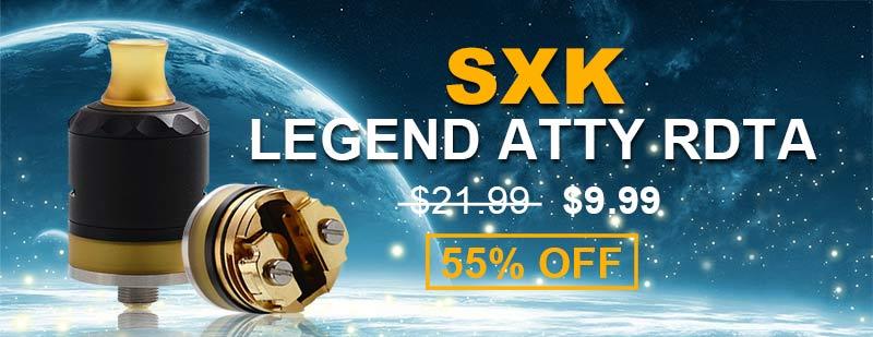 SXK Legend Atty Style RDTA
