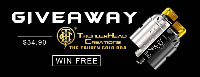 ThunderHead Creations THC Tauren Solo RDA