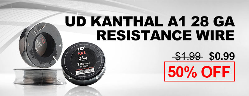 YouDe UD Kanthal A1 Resistance Wire
