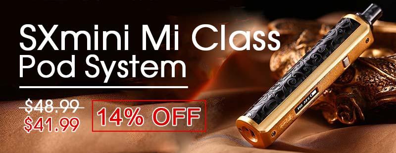 SXmini Mi Class Pod System