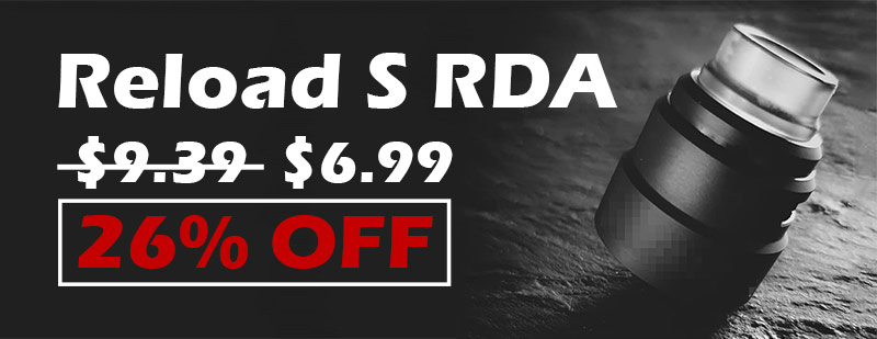 Reload S Style RDA