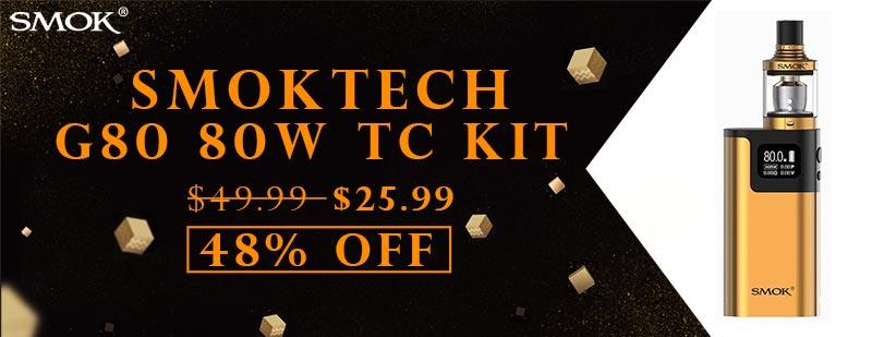 SMOKTech SMOK G80 80W TC Kit