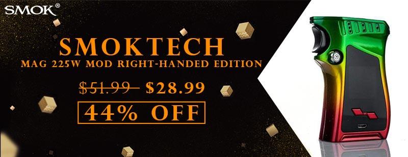 SMOKTech SMOK Mag 225W Mod Right-Handed Edition