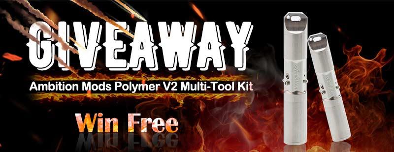 Ambition Mods Polymer V2 Multi-Tool Kit