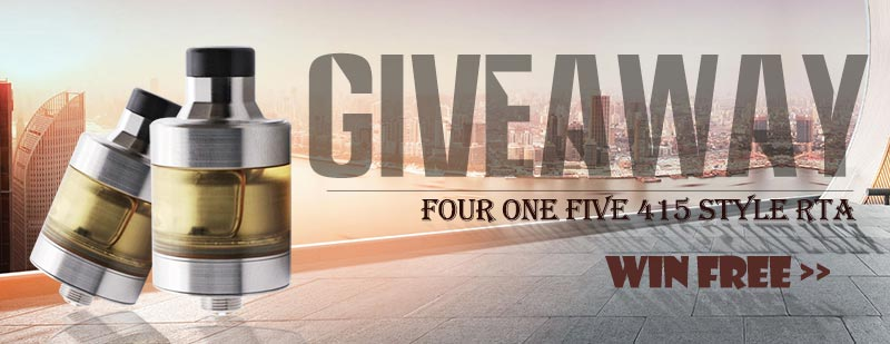 FOUR ONE FIVE 415 Style RTA