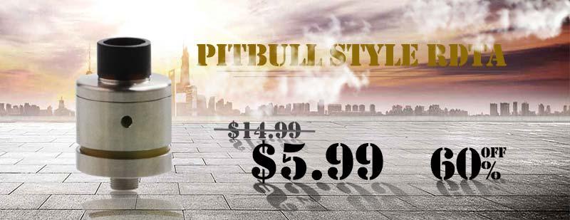 PitBull Style RDTA