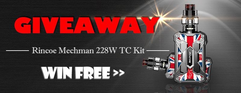 Rincoe Mechman 228W Mesh Kit